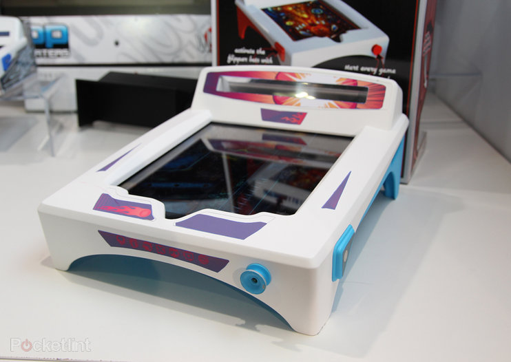 Wow! Stuff turns your iPad into a pinball machine, or aquarium