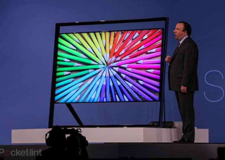 Samsung: Three TVs sold every second