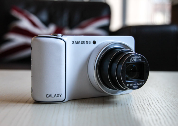 Samsung Galaxy Camera Wi-Fi launched, for those who don't want the SIM