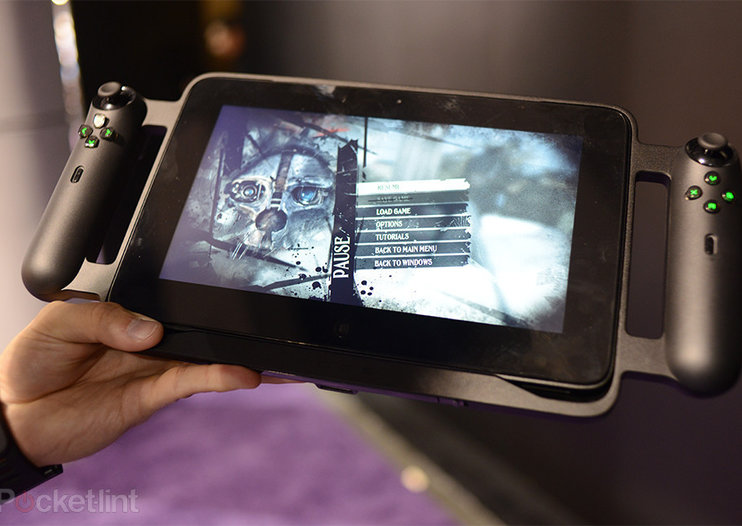 Razer Edge gaming tablet available for pre-order 1 March, starting at $999