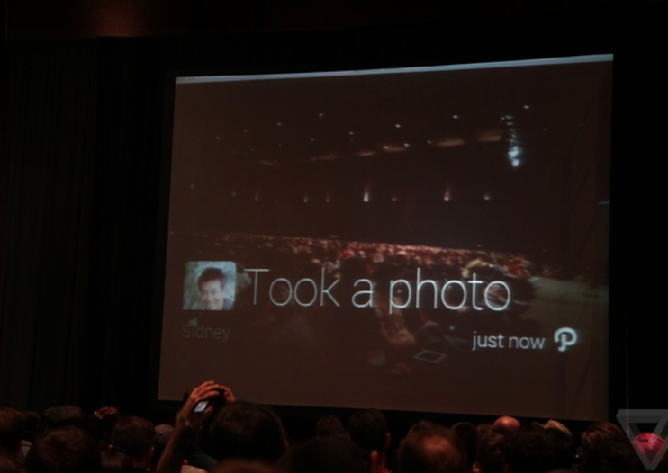 Google shows Skitch, Path, and New York Times apps on Google Glass