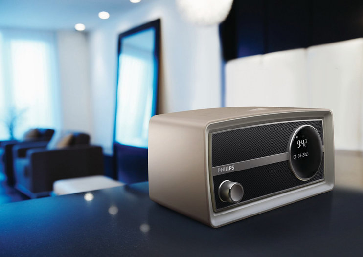 Philips Original Radio Mini gives you that retro Philetta fix, compact package