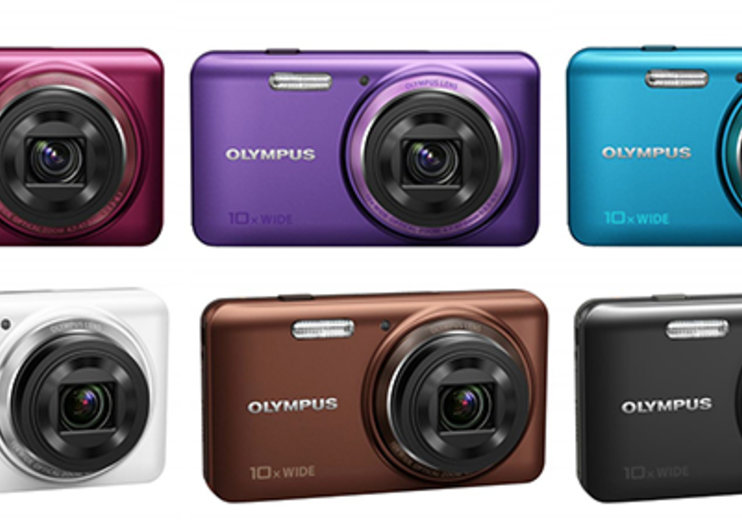 Olympus launches VH-520, hi-tech on a budget