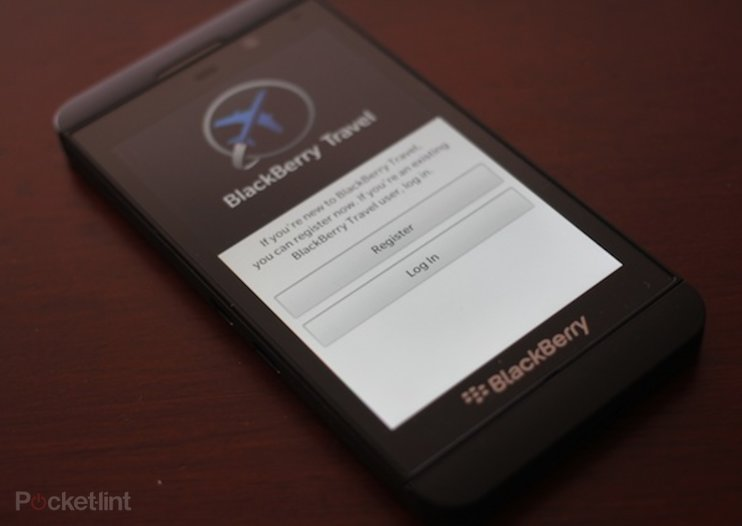 BlackBerry Travel makes its way to BB10 with new sharing features, price notifications