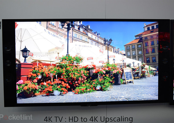 Sony prices its 55-inch and 65-inch 4K LED TVs at $4,999 and $6,999, available 21 April