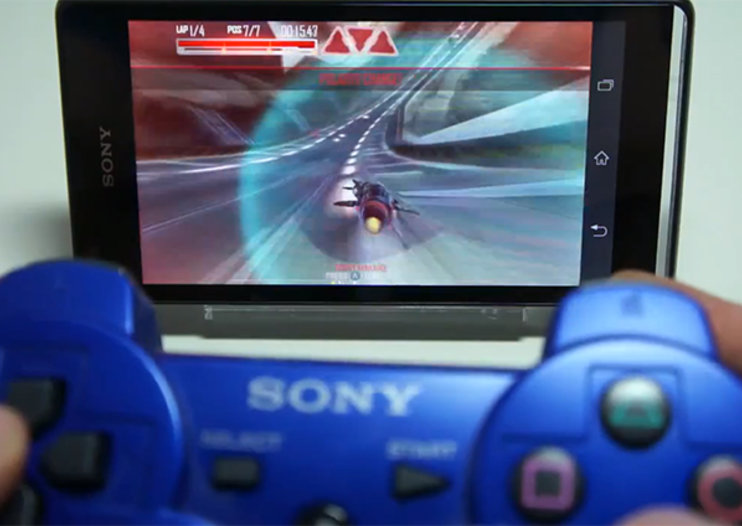 Sony Xperia phones to get DualShock 3 controller compatibility