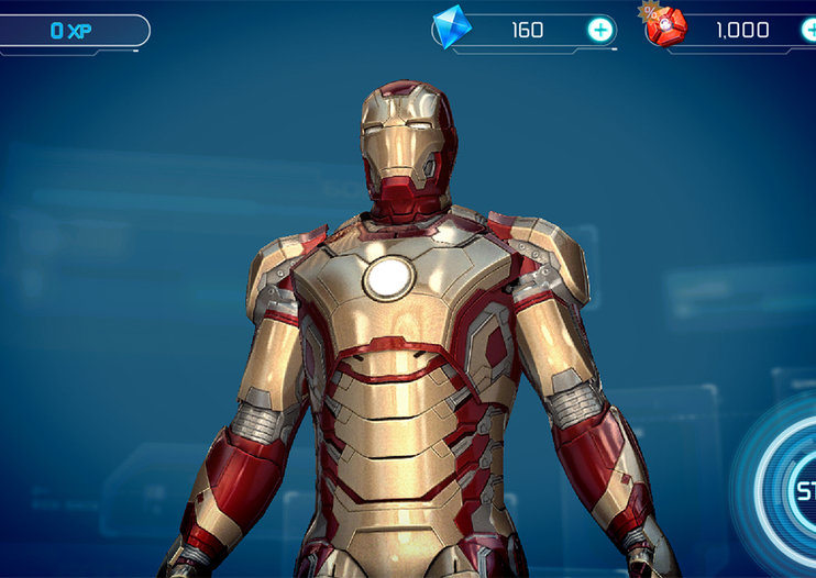 App of the day: Iron Man 3 review (iPhone and Android)