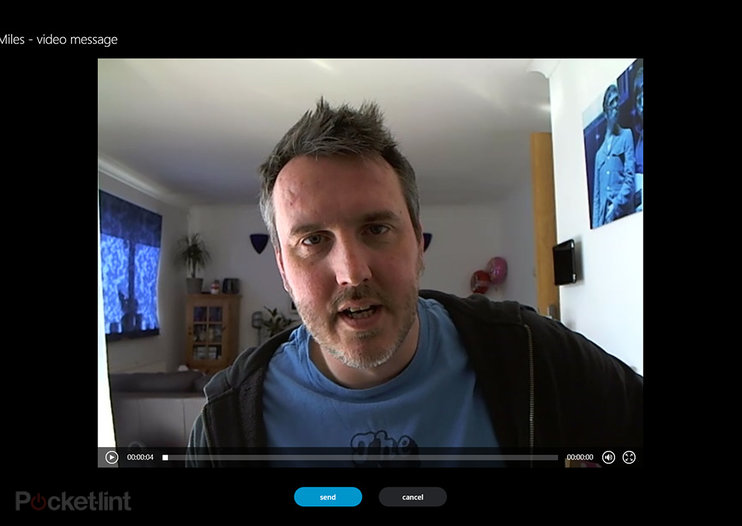 Skype for Windows 8 now gets video messaging too
