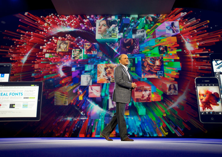Adobe ditches CS7 in order to focus entirely on Creative Cloud