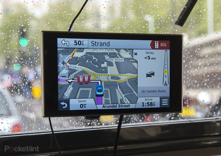 Garmin Nuvi Premium 3598LMT-D pictures and hands-on