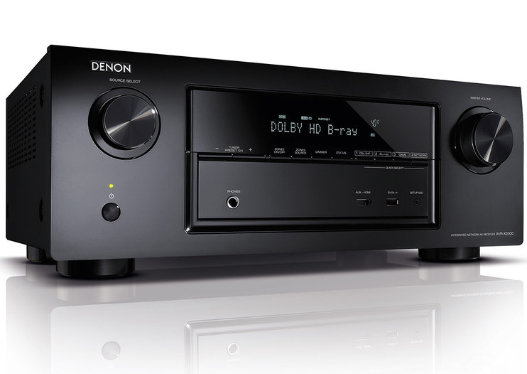 Denon unveils X Series of AV receivers