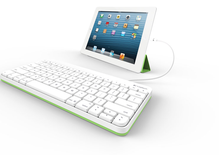 Logitech introduces resilient iPad keyboard for classrooms