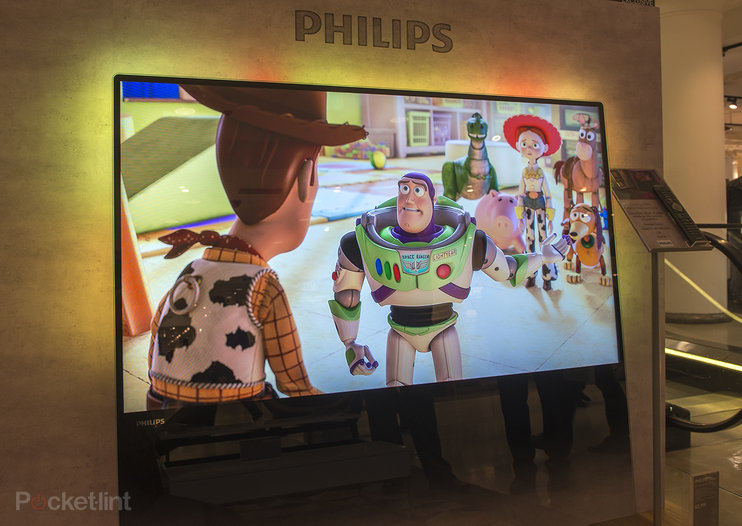 Philips DesignLine TV goes on sale: Selfridges London has two week exclusive