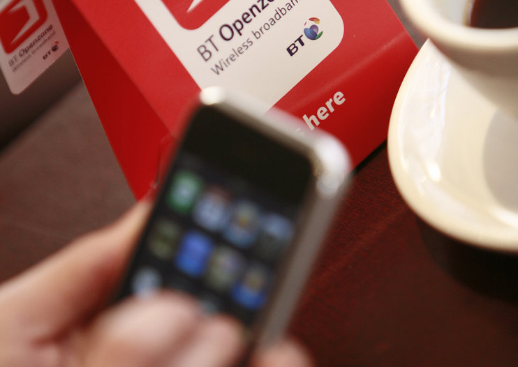 O2 ending partnership with BT Openzone, say goodbye to free BT Wi-Fi