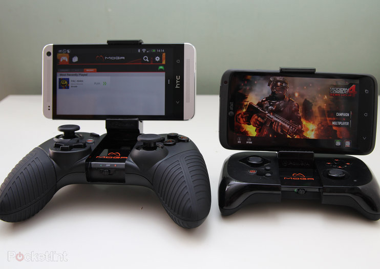 Moga Pocket and Pro: Hands-on with the Android accessory that will change the way you game