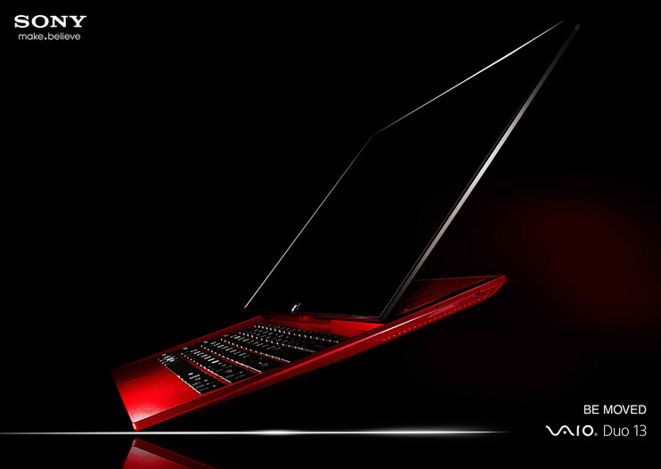 Red for danger: Sony Vaio Red Edition Duo 13 and Pro specials announced
