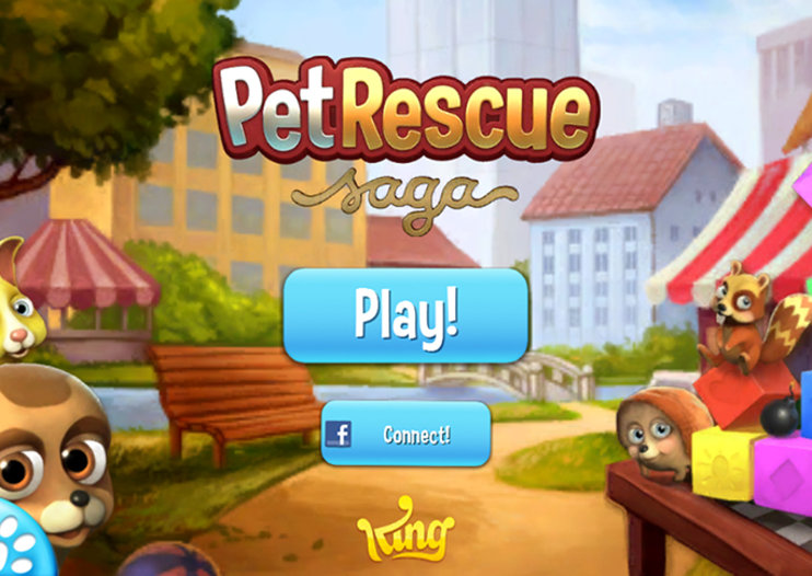 App of the day: Pet Rescue Saga review (iPhone)