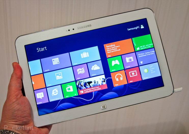 Samsung ATIV Tab 3 pictures and hands-on