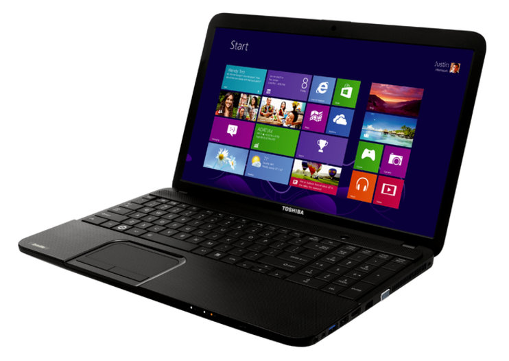 Win a Toshiba laptop courtesy of Chrysler and Warner Bros.