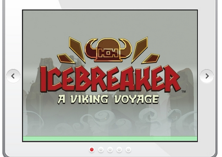 Icebreaker: A Viking Voyage for iOS launches - Rovio's first game as publisher