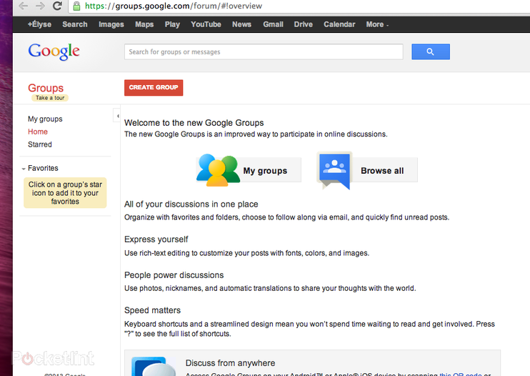 Revamped Google Groups launches with management and moderation tools, mobile site