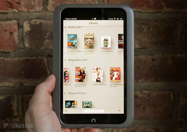 Barnes & Noble to ditch in-house Nook tablets, will continue with eBook readers