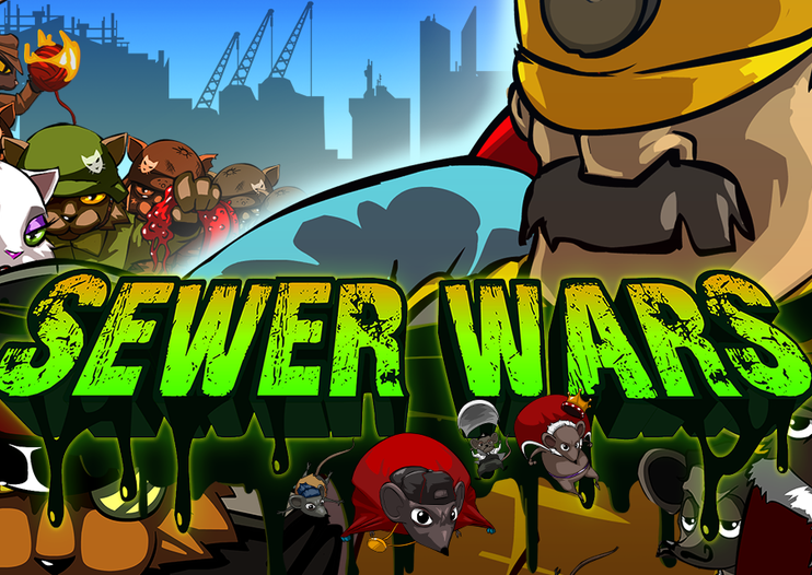 App of the day: Sewer Wars review (iPhone)