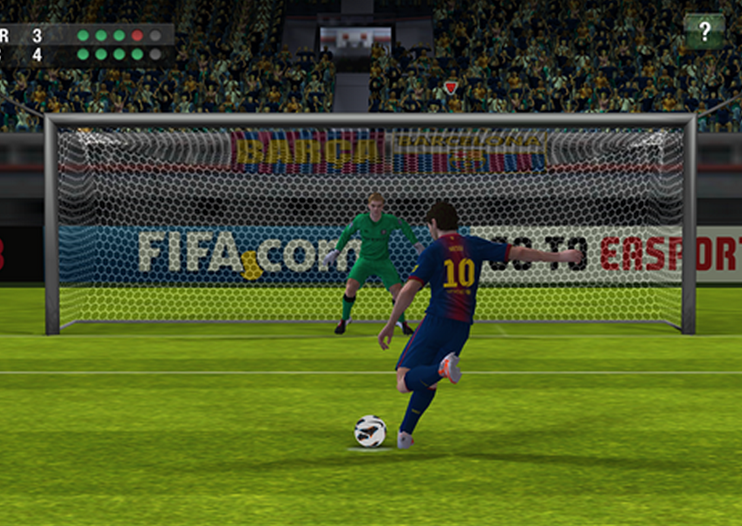 EA's FIFA 13 lands for Windows Phone 8 as Nokia Lumia exclusive