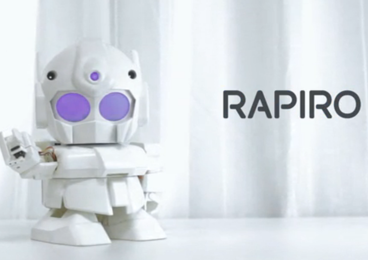 Kickstarter's Rapiro kit for Raspberry Pi is the cute robot everyone wanted as kids