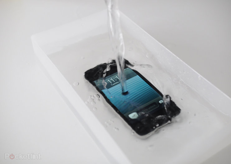 Waterproof your iPhone or Samsung Galaxy S