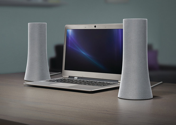 Logitech Bluetooth Speakers Z600 coming in August to help rid your desktop of wires