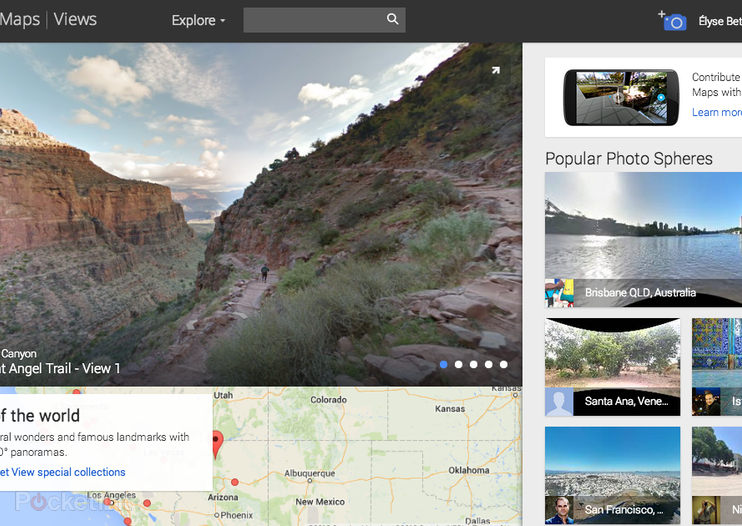 Google launches Views, a community for contributing photo spheres to Google Maps