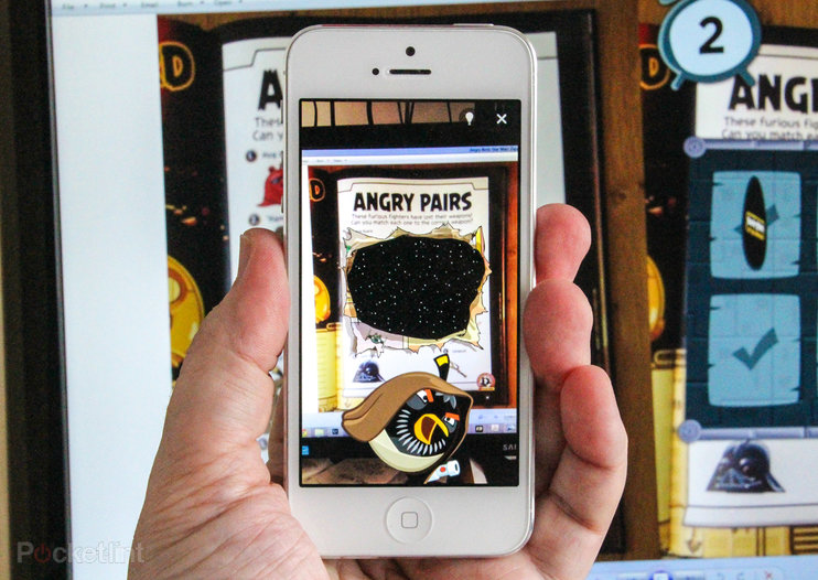Zappar and Pedigree Books partner for AR annuals, Angry Birds, Cut The Rope and more