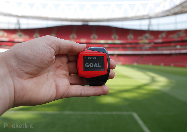 Goal line tech: We play referee with the Hawk-Eye system ahead of 2013/14 Premier League debut