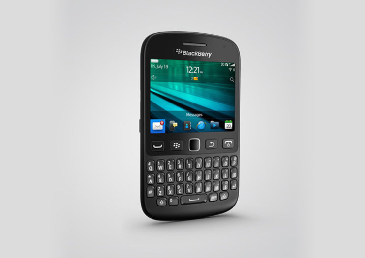 BlackBerry 9720 announced to keep a candle burning for BlackBerry 7