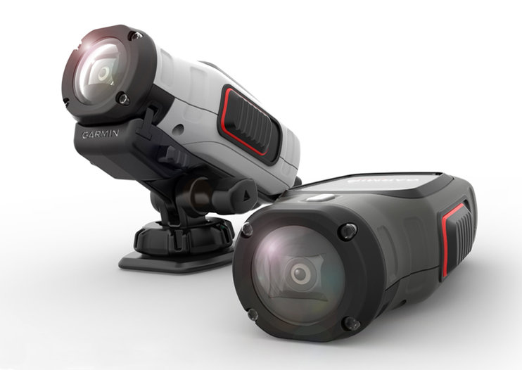 Garmin VIRB action camera wants to take on GoPro