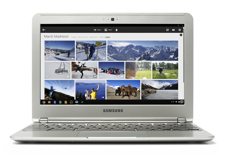 Google+ Photos app now live for all Chromebooks, not just a Pixel-exclusive