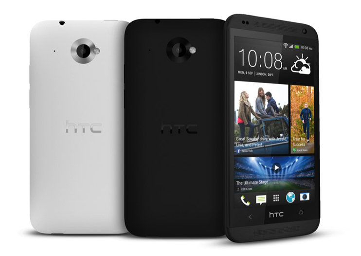 HTC Desire 601 official, Zara becomes higher-end Desire smartphone