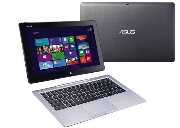 Asus Transformer Book T300 offers 13.3-inch Full HD detachable tablet