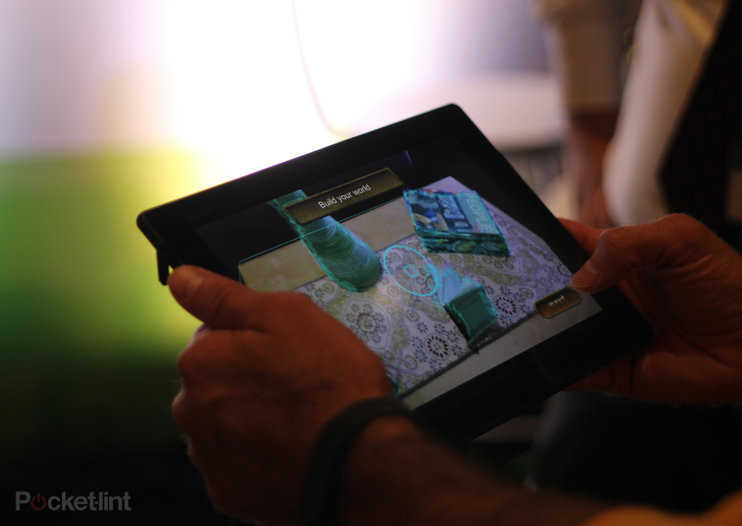 Qualcomm Vuforia SmartTerrain turns your coffee table into a gaming landscape