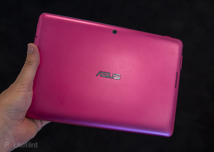 Asus MeMO Pad 10 hands-on: tablet looks pretty in pink, launches alongside MeMO Pad 8