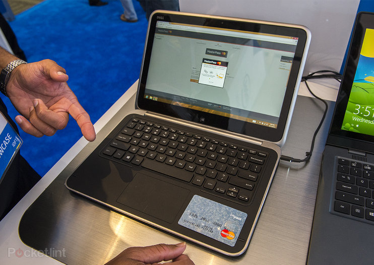 MasterPass: make credit card payments at home by swiping on your NFC laptop, literally