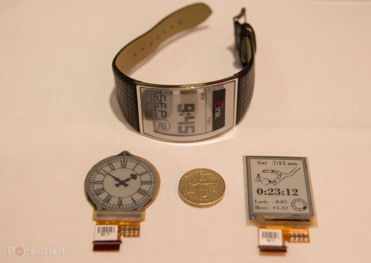 E Ink talks Kindle displays, and a flexible approach to smartwatches