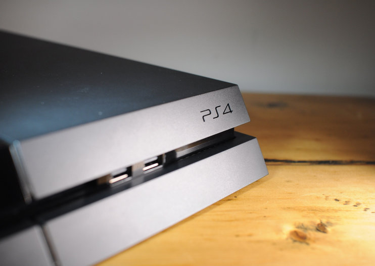 Sony PS4 hands-on video