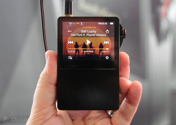Astell&Kern AK120 portable Hi-Fi system: Hands-on with the £1,100 iRiver music player