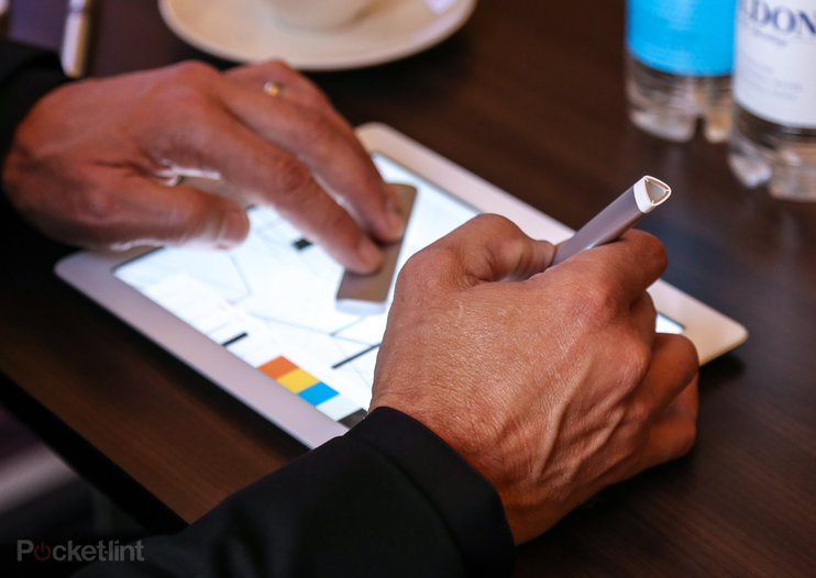 Adobe Project Mighty and Project Napoleon: Hands-on with the smart pen and ruler for iPad