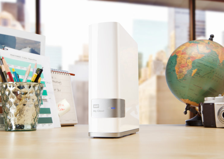 Western Digital MyCloud NAS drives: Cloudy with a chance of 4TB of storage