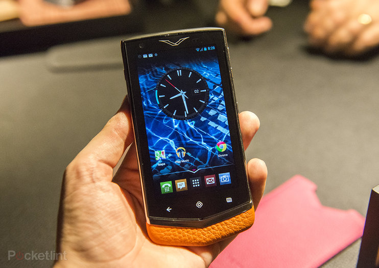 Vertu Constellation hands-on, we handle the £4,200 fashion phone