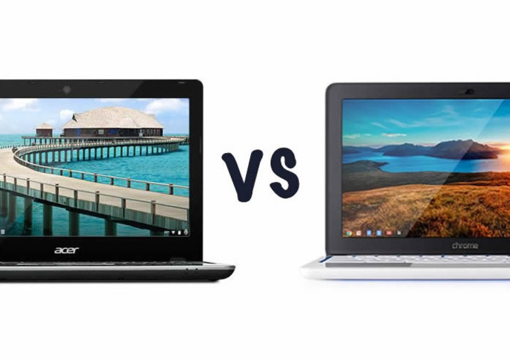 Acer C720 Chromebook vs HP Chromebook 11: What's the difference?