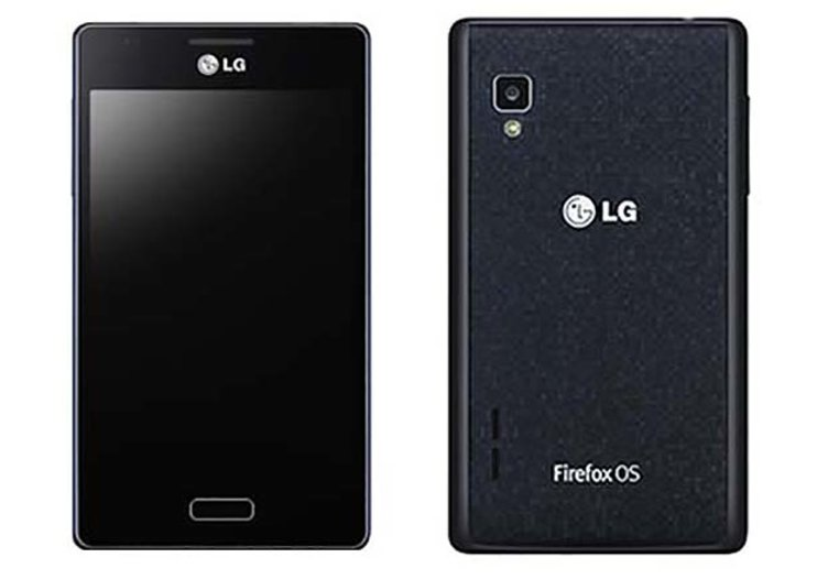 LG Fireweb is the Firefox OS smartphone we've all been reading about but unlikely to own